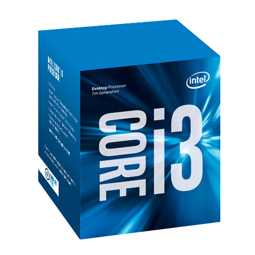 Core i3-6100 (3.7 GHz)